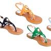 Women's Flat Stap Sandals
