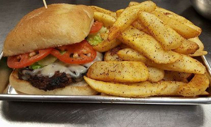 image for American Cuisine at Fire American Tavern (Up to 50% Off)