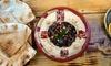 Libanesische Bowl inkl. Dessert