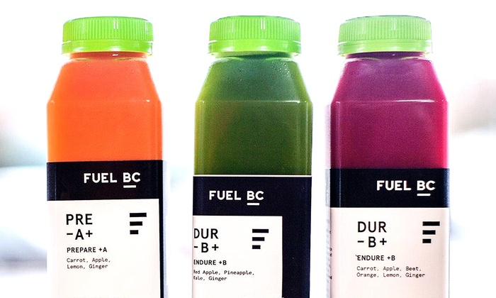 Fuel Juice bar - Bedford - Stuyvesant: Cold-Pressed Juices, Salads, Sandwiches, and More at Fuel Juice Bar (40% Off)
