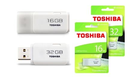 Toshiba TransMemory Flash Drive