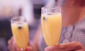 Art-Drenaline Cafe: Gourmet Cafe Fare and Drinks for Two or More, or Sunday Brunch for Two at Art-Drenaline Cafe (Up to 45% Off)