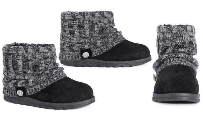 Muk Luks Women's Patti Boots (Size 11