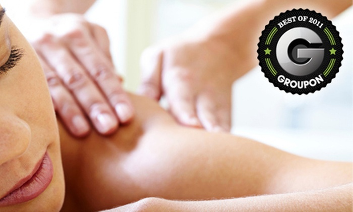 Hands on Health - Shiloh: One-Hour Integrated or Deep-Tissue Massage at Hands on Health (Up to 51% Off)