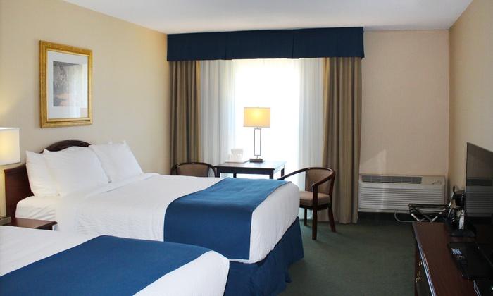 Ontario Hotel near Georgian Bay