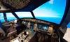 Flugerlebnis im Simulator B737