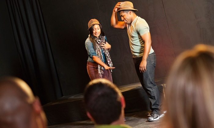 The Fourth Wall Actors Workshop - Multiple Locations: Four Acting Classes at The Fourth Wall Actors Workshop (60% Off)