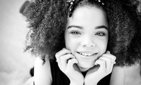 Pout Princess Photoshoot with Makeover and 10 Prints from Premier Photography (Up to 85% Off)