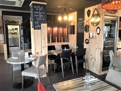 Entrée, plat et dessert au choix à la carte pour 2 personnes dès 49,90 € au restaurant Oh Marché