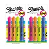 Sharpie Accent Tank Highlighters (12-Pack)