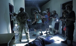 Adventure Combat Ops: Battle Zombies with Special Ops Heroes at Adventure Combat Ops (Up to 44% Off)