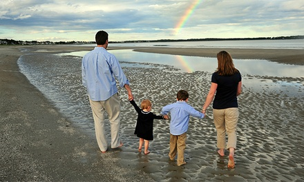 $45 for a Photo Shoot with Prints and an Image CD from McKenney Photography ($261 Value)