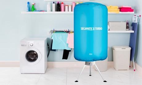1 o 2 secadoras portátiles por aire caliente Turbo