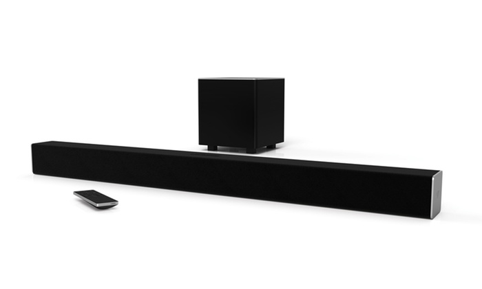 Vizio Smartcast 38 2 1 Channel Sound Bar System Mfr Refurb