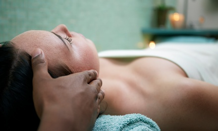 Facial with a Face, Neck and Shoulder Massage at Monika Hair and Beauty (58% Off)