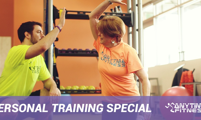 Anytime Fitness Weirton - Weirton: Up to 76% Off Gym Membership at Anytime Fitness Weirton