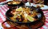 El Pescado - Novara: Menu paella di pesce con antipasto di crostacei, sangria al ristorante El Pescado, zona Stadio Piola (sconto fino a 55%)