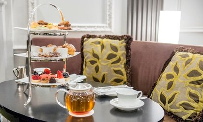 Royal or Traditional Tea Service at Two E <strong>Bar</strong>/Lounge at Five-Star Rated The Pierre, A Taj Hotel (Up to 33% Off)
