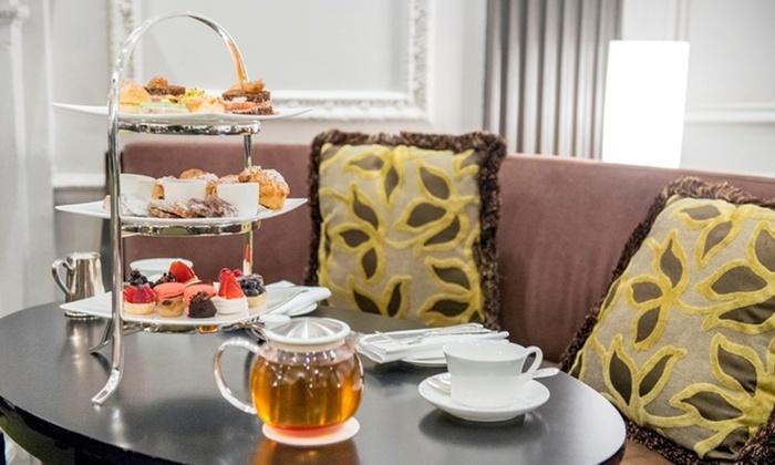 The Pierre, A Taj Hotel - Up to 28% Off Tea Service