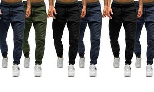 Pack 2 Pantalons Survêtement homme