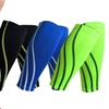 Striped Leg Compression Sleeves (2-Pack)
