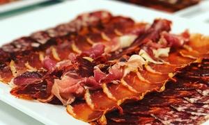 Pata Negra: Dégustation, dîner ou déjeuner ibérique pour 2 personne dès 18,90€ au restaurant le Pata Negra
