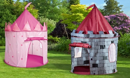One or Two PMS International Children's Knight's or Princess' Play Castles