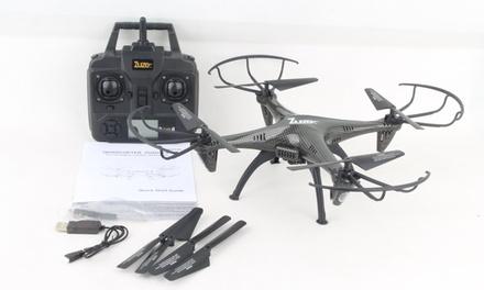 ZuZo FX Carbon Fiber Drone with HD Camera