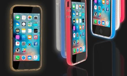 Lichtgevende hoes voor iPhone