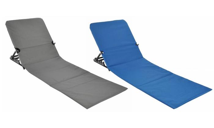 Beroemd Tot 50% op Opklapbare ligstoel voor strand | Groupon Producten SG76