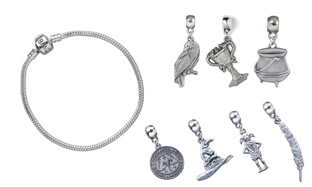 Official Harry Potter Charm Bracelet or Set of Charms