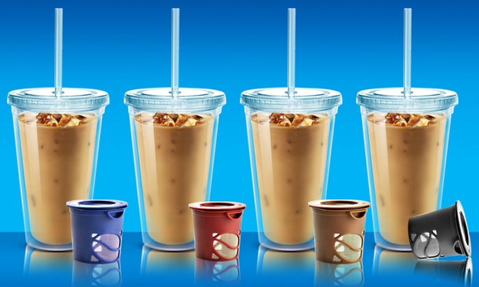 My Ice Kup Set of 2: My Ice Kup 2-Pack. Multiple Options Available. Free Shipping and Returns.