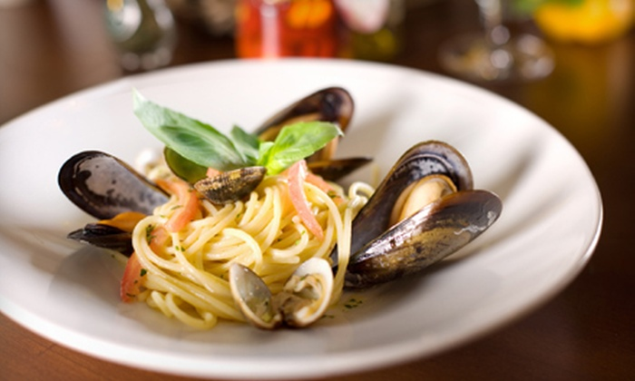 John Mineo's Italian Restaurant - John Mineo's Italian Restaurant: Upscale Italian Dinner and Drinks at John Mineo's Italian Restaurant (Half Off). Two Options Available.