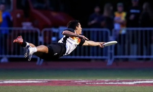 San Francisco Flame Throwers: San Francisco FlameThrowers Ultimate Disc Match (Through July 9)