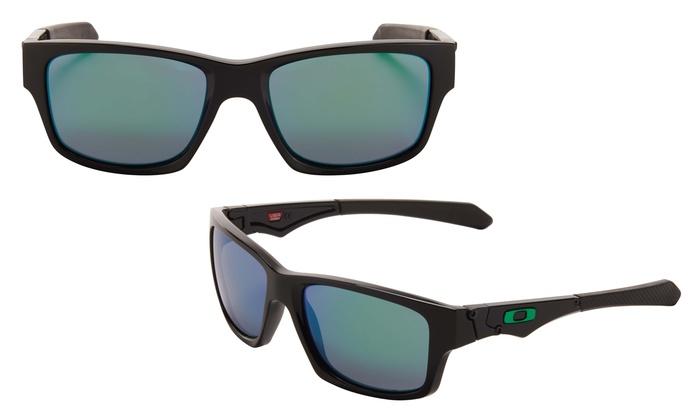 117f130c0b Oakley Men s Jupiter Squared Sunglasses with Jade-Iridium Lens