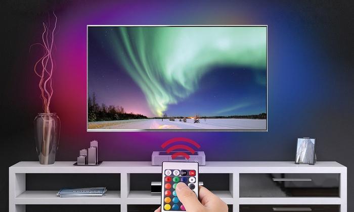 Home Theater TV LED Backlight Kit