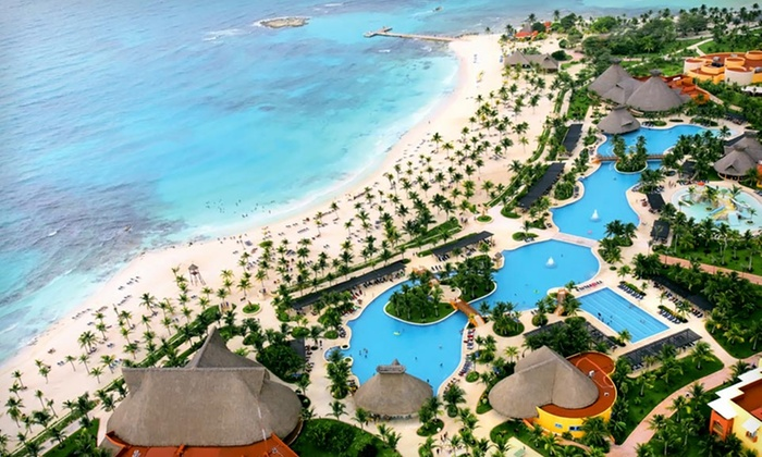 Barcelo Maya Colonial - Xpu-Ha: 3-, 4-, 5-, 6-, or 7-Night All-Inclusive Stay at Barcelo Maya Colonial in Riviera Maya, Mexico