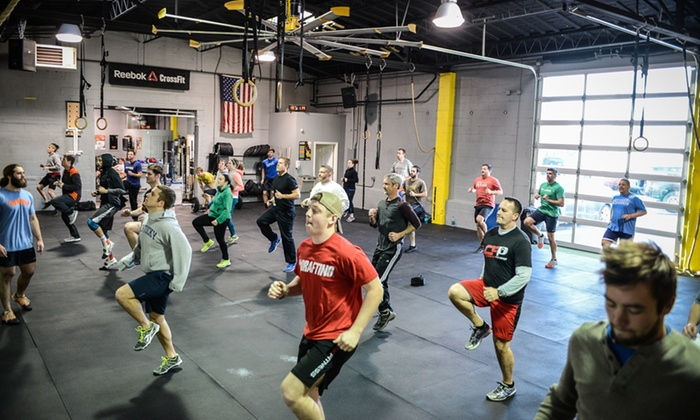 CrossFit Maximus - Multiple Locations: $99 for a Six-Week CrossFit Academy or ZONE Package with Massage at CrossFit Maximus ($465 Value)