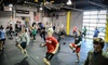 CrossFit Maximus - Multiple Locations: $93 for a Six-Week CrossFit Academy or ZONE Package with Massage at CrossFit Maximus ($465 Value)