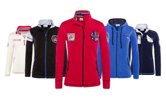 Groupon Goods Global GmbH: Nebulus Fleece-Jacke im Modell nach Wahl (bis zu 83% sparen*)