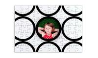 Puzzle rectangular personalizado a elegir entre 5 tamaños desde 11,95 € con Lolapix.com
