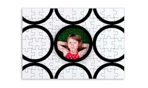 Lolapix.com: Puzzle rectangular personalizado a elegir entre 5 tamaños desde 11,95 € con Lolapix.com