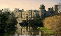 Warwick Castle, Stratford, Oxford and the Cotswolds Tour for Child or Adult with Premium Tours (50% Off)
