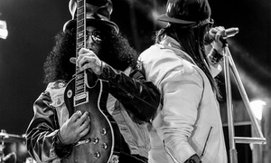 Guns 4 Roses: Guns 4 Roses – A Tribute to Guns N' Roses on Friday, February 26, at 9 p.m.
