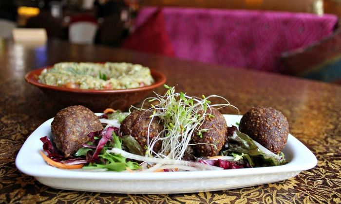Srodmiescie Kuchnia Libanska Le Cedre Lounge Groupon