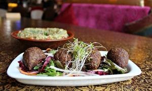 Śródmieście: kuchnia libańska