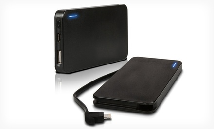 Photive iPhone 5 3000mAH Portable Battery Charger with Lightning Cable. Free Returns.