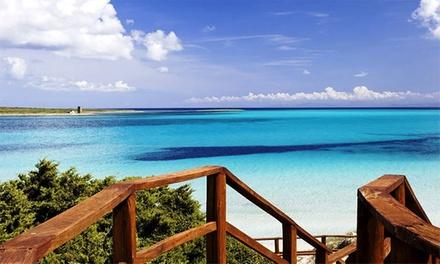 Estate in Sardegna 4*: 7 notti con pensione completa + bevande a 299€euro
