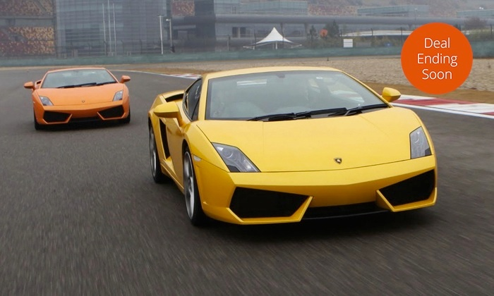Global Exotic Car Rentals - Wild Horse Race Pass: Exotic Car Driving or Ride-Along Session from Global Exotic Car Rentals (Up to 70% Off). Two Dates Available.