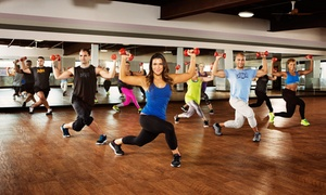 Crunch: 10 or 20 Fitness Classes or a Two- or Three-Month Membership with Unlimited Classes at Crunch (Up to 81% Off)